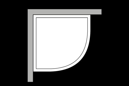 Angular semicircular