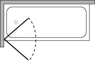 SVOMP : Puerta batiente
