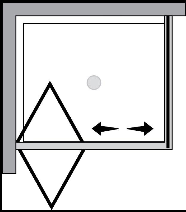 QTSF+QTFI : Porta a soffietto (ad angolo)